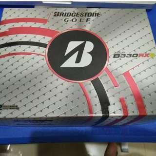 Golf Ball Bridgestone Type B330 RXS (12 Bola)