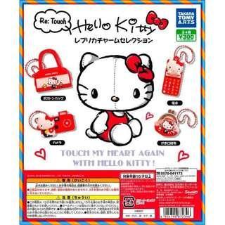 (可交換) Sanrio 45周年經典商品吊飾 Kitty Re:Touch 計算機