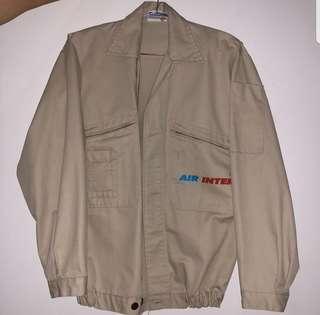 [Instock] Vintage Air Intel Bomber Jacket