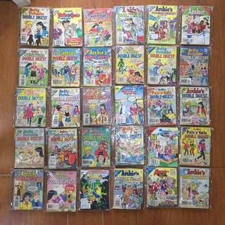 Archie Comics Double Digest