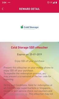 🚚 10$ cold storage/Starbucks voucher