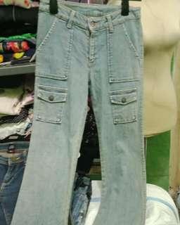 Celana jeans wanita murah AQ5019