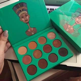 Nubian Palette By Juvia's Eyeshadow Palette