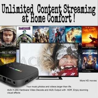 Powerful and Fast Android Box T95R Pro for Content Streaming and IPTV