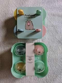 Brand new Pusheen Box Ice Cream Popsicle Maker