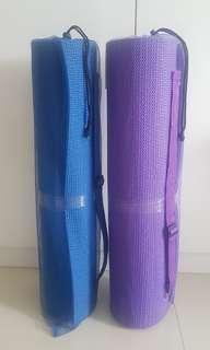 X2 BN Yoga Mats - BLUE & PURPLE