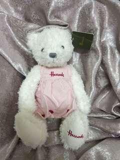 🚚 英國Harrods熊