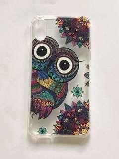 iPhone X owl design case