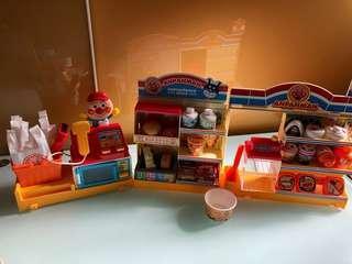 面包超人便利商店玩具
