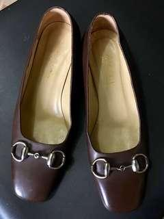 Women's Gucci Pumps Brown