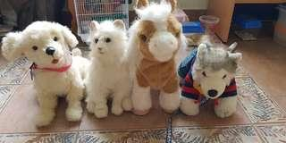 FurReal Dog and Pony for Sale (Cat already sold)