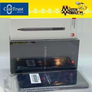 🚚 Huawei Mate 20 X 128GB Midnight Blue (Brand New)
