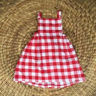 Preloved Hubble & Duke Gingham Dress 3y