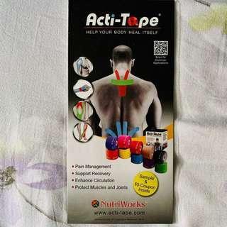ACTI-TAPE FREE NORMAL MAIL