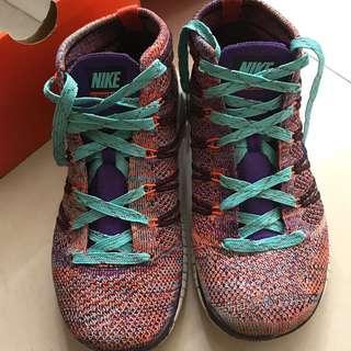Nike Rainbow Flyknit