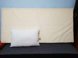 All for $30: Single Mattress With Pillow, Blanket And Covers