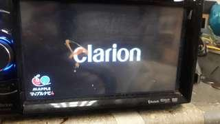 Clarion NX502