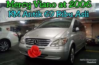Mercedes/Mercy Viano at 2006, KM Antik 69 Ribu Asli Antik, Mulusss ##