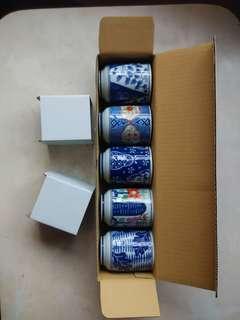 有田燒 杯 一盒
