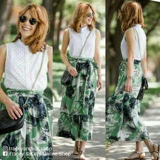 Top & Skirt Terno