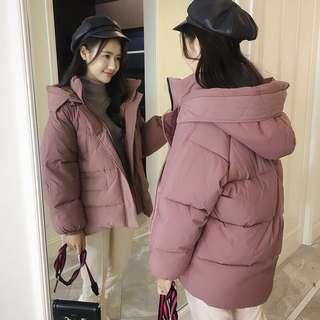winter coat/ winter jacket padded