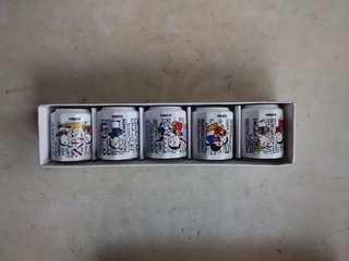 韓國酒杯 一盒五隻