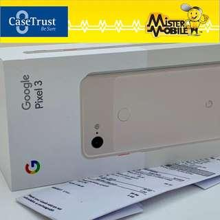 🚚 Google Pixel 3 128GB Not Pink Local Set (Brand New)