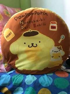 PomPomPurin Hottoke-Kk Da-i Suki (pancake cushion)