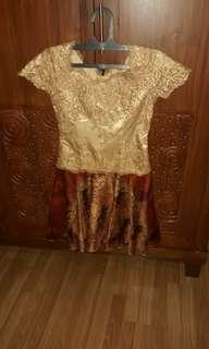 Bundling 3 dress batik