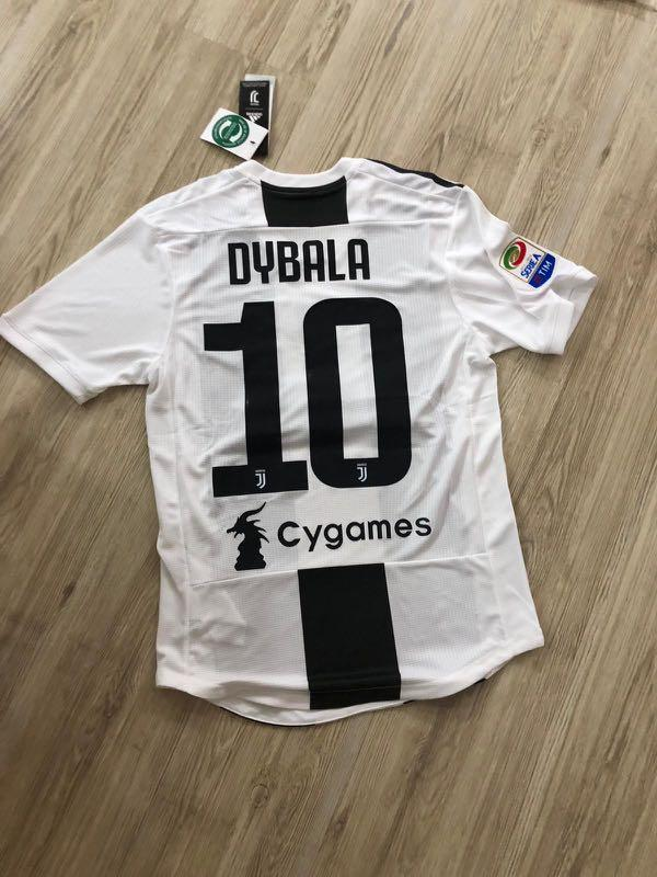 best value 1df71 69b8a 18/19 JUVENTUS HOME KIT JUVENTUS JERSEY DYBALA JERSEY ...