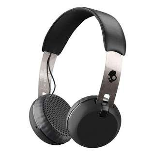 Skullcandy Grind Wireless On-Ear Headphones With Built In Mic