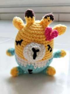Monster (Knitted)