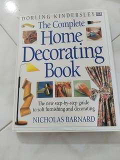 Home decorating books