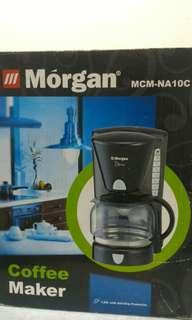 Morgan Coffee Maker 1.25L