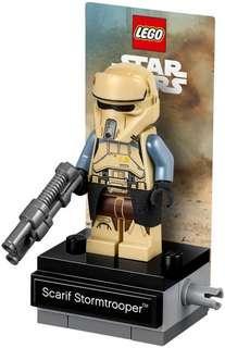 Lego 40176 Scarif Stormtrooper polybag