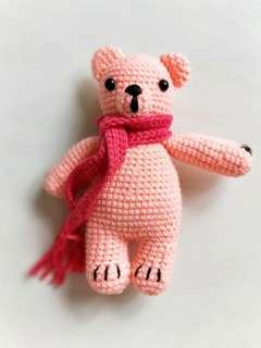 Bear (Knitted)