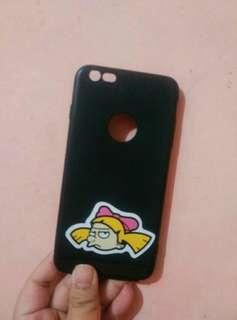 Iphone Case plus sticker Helga from HeyArnold 6s Plus/6 Plus