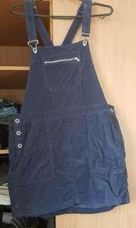 corduroy overalla