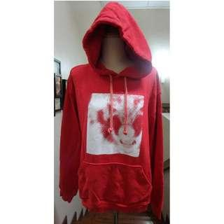 Official EXO Wolf 88 Red Hoodie (Used)