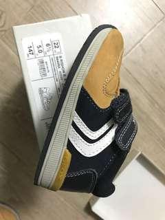 Geox baby Rishon shoes 22 碼