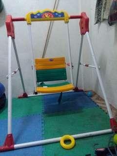 Indoor Swing Playground