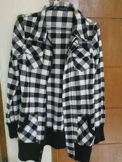 Flannel Outer Jacket