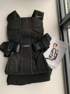 Baby Bjorn The One Carrier, Black