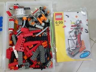 Lego System wild windup 4093 vintage