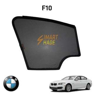 BMW F10 Simart Shade Premium Magnetic Sunshade