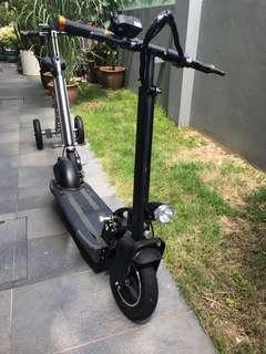 E-scooter (No Seat)