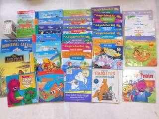 Old Children's Papercover Books