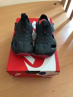 Nike Baby shoes (size 4)