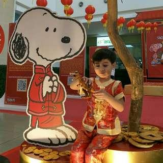 FOR SALE: Chinese Boy Costume