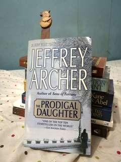 The Prodigal Daughter (by Jeffrey Archer)